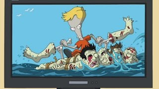 American Dad! Roger Tries to Kill the Family