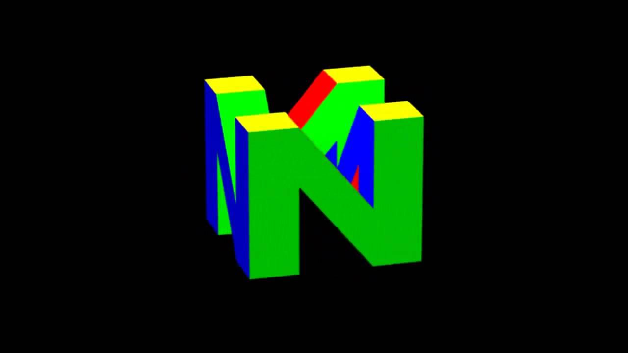 n64 logo hd wallpaper - 1280×720
