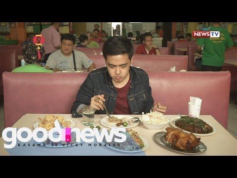 Good News: Chinese food trip sa Binondo kasama si Carl Cervantes!