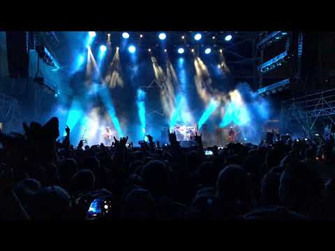 Tool - The Grudge live - Rock on the Range 2018