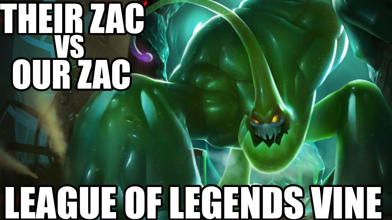 how to keep jumping as zac lol