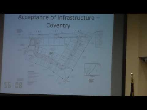 7b. Adopt Resolution accepting infrastructure for Coventry Subdivision