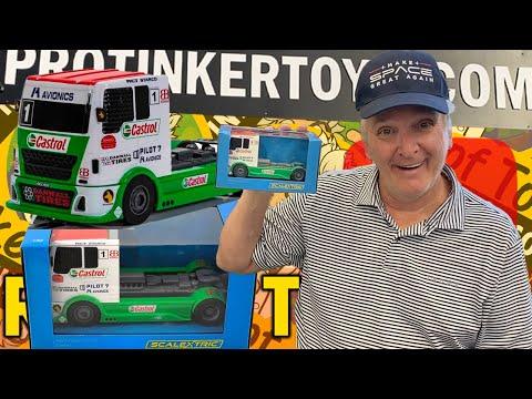Racing Truck – Castrol | C4156 | Scalextric