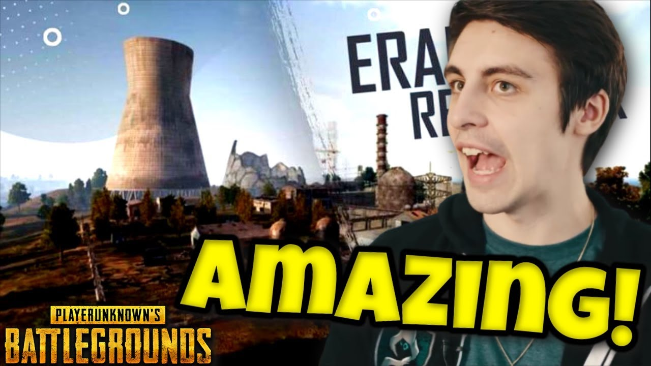 Shroud Reacts to NEW PUBG UPDATE | Shroud's First Game on *NEW* PUBG Update!