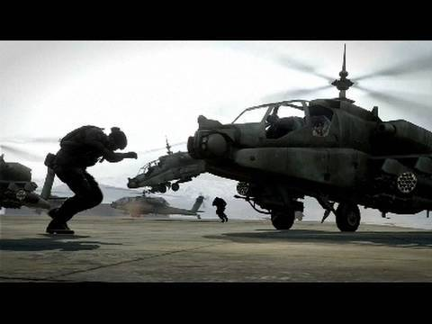 Medal of Honor 2010 - E3 2010: Singleplayer Gameplay Trailer | HD