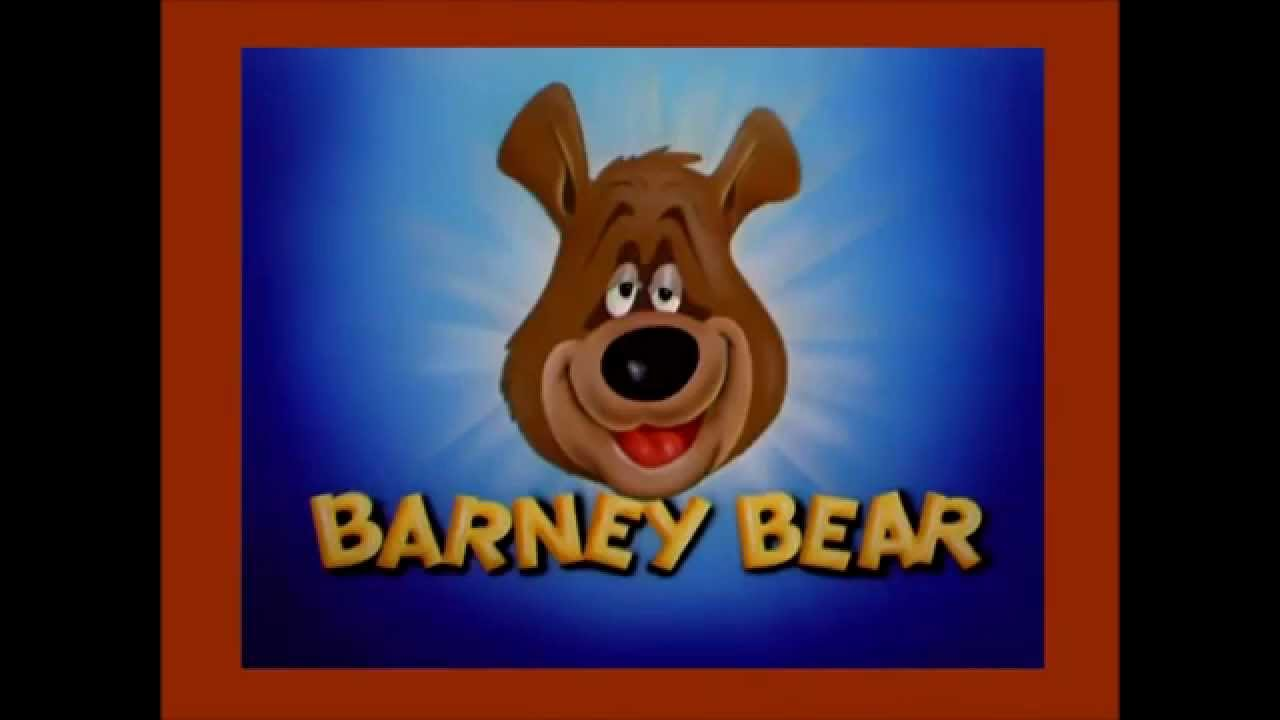 barney bear - photo #9