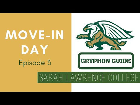 Gryphon Guide Episode 3: Move-in Day!