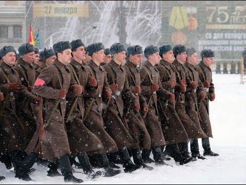 Saint Petersburg commemorates 75th anniversary of Siege of Leningrad