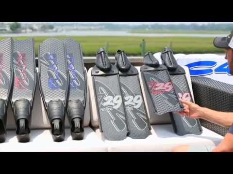 C4 Carbon Freediving Fins: Strength, Performance, Production