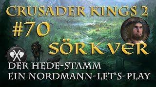 Let's Play Crusader Kings 2 – Der Hede-Stamm #70: Der heilige Krieg (Rollenspiel/deutsch)
