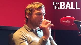 Owen Mulligan on rekindling his relationship with Mickey Harte