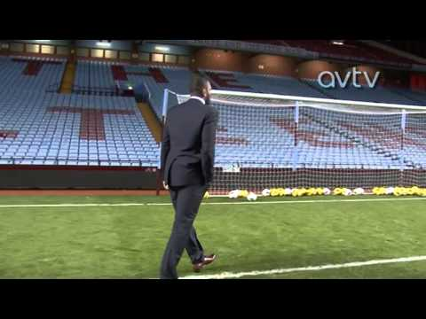 Aston Villa's Darren Bent: 100 Barclays Premier League Goals