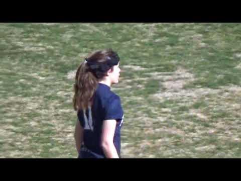 Glen Allen vs Douglas Freeman Girls Varsity Soccer March 19 2018 2nd Half