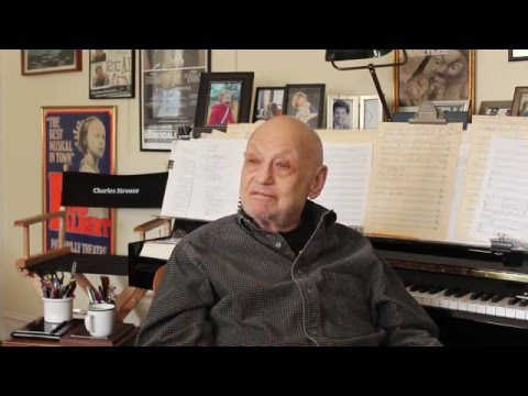 Charles Strouse Interview | A Pound In Your Pocket