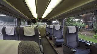 【特急ひだ】高山本線 余命数年のキハ85パノラマグリーン車