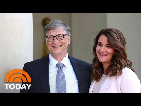 Bill And Melinda Gates Divorce Reportedly Linked To Jeffrey Epstein Connection | TODAY