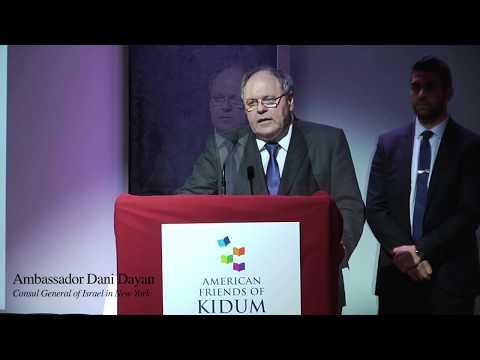 Ambassador Dani Dayan, Consul General Of Israel In New York