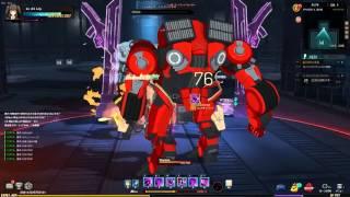 【Soul Worker】 ソウルワーカーExcβ AREA9 百の剣VH リリー
