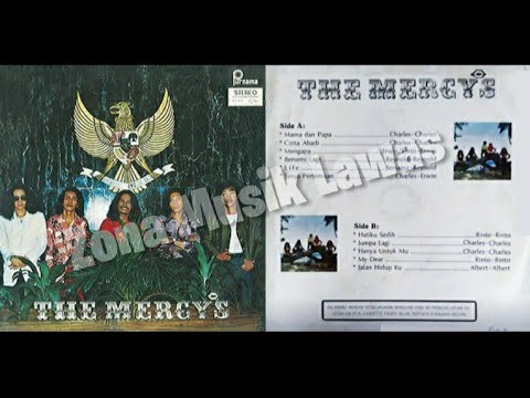 Download The Mercys VOLUME 3 (Original Song) Full Album Tahun 1973