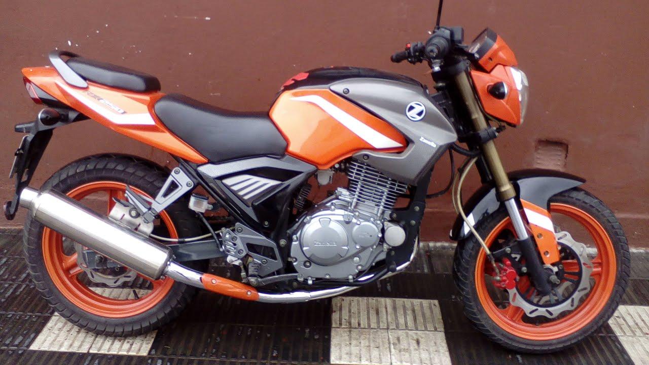 Zanella Nueva Rx 250 - Brick7 Motos
