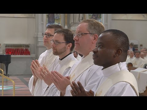 Ordination Diocese of Buffalo 2017
