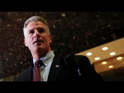 Scott Brown on being nominated for New Zealand ambassador
