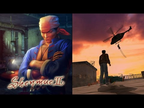 Shenmue II Music: Kowloon Cutscenes (Compilation)