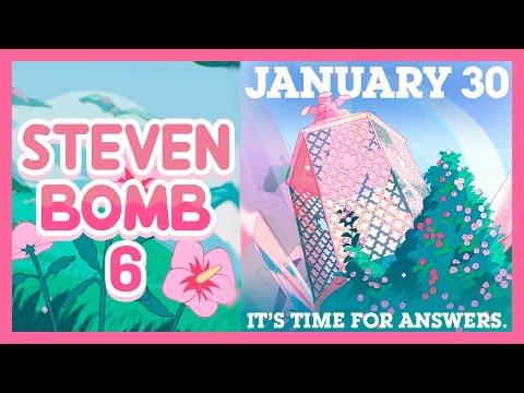 Steven Universo - A STEVEN BOMB 6 VEM AÍ (Novos episódios oficiais)