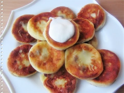 сырники из домашнего творога рецепт пошагово