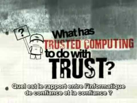 050910 [Art] B.Stephan, L.Vogel - Trusted computing