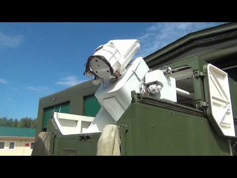 Боевой лазерный комплекс