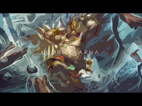 видео: smite Гайд по игре khumbakarna