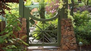 Garden Gate | Garden Gate Wrought Iron