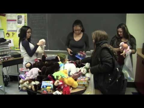 New Futures School Toy Drive 2016