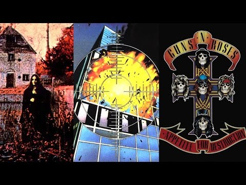 Top 10 Most Important Albums in Hard Rock
