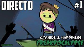 Vídeo Cyanide & Happiness: Freakpocalypse
