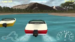 BOAT DRIVE [ANDROID] GAME Game Đua Thuyền
