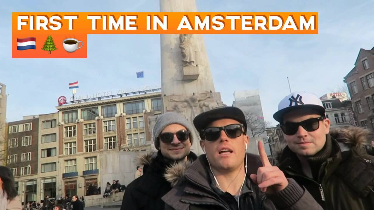 First Time in Amsterdam - Snapchat Preview
