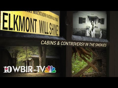 Elkmont Will Shine: Cabins And Conflict In The Smokies (Apr. 2017 Series)