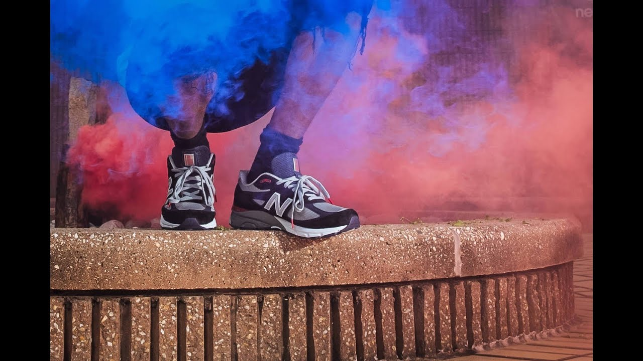 4th Of July DTLR New Balance NB 990
