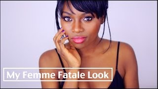 FEMME FATALE BEAUTY - ITS ALL IN THE EYES! Thumbnail