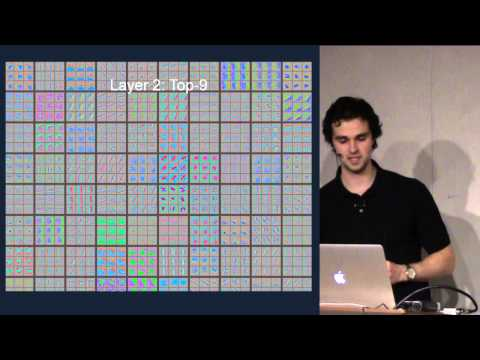 Visualizing and Understanding Deep Neural Networks by Matt Zeiler