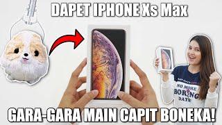 Gambar cover Dapet Iphone Xs Max Rp.23 Juta Gara-gara Main Capit Boneka Aja!!
