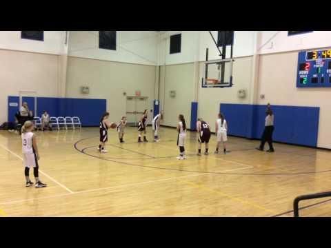HPHE vs Triad Baptist Christian Academy 1st qtr 120216