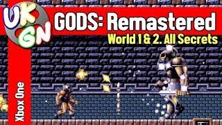 Gods: Remastered [Xbox One] Achievements Walkthrough - Part 1