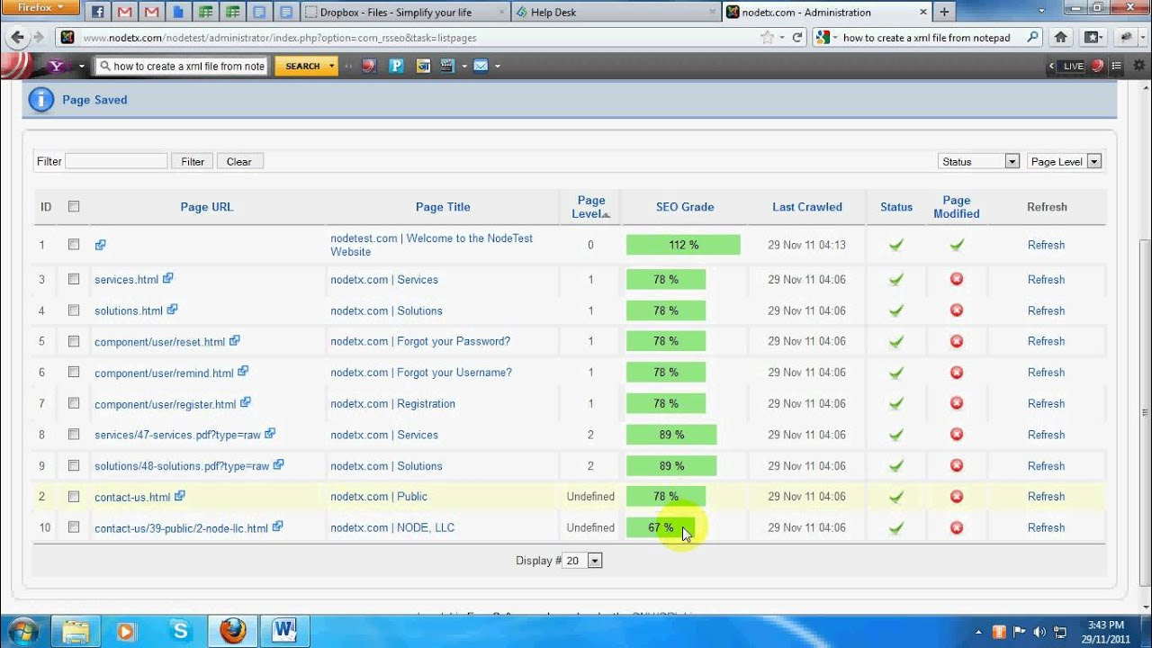 Download 010 Configure RSSEO