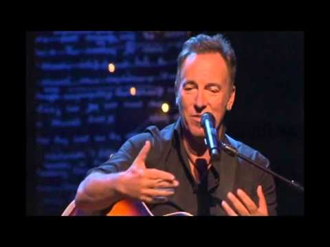 Bruce Springsteen - One Minute of Brilliant Songwriting Advice