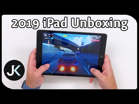 2019-ipad-(7th-gen,-32gb,-space-gray)-unboxing-and-first-impressions