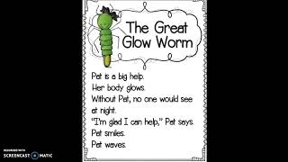 The Great Glow Worm