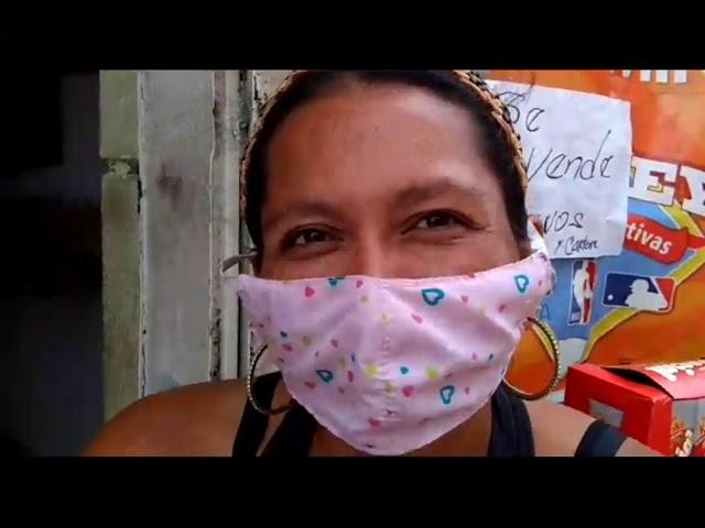 Rostros de la cuarentena en la frontera de Venezuela y Colombia